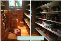 Moving and Relocation - Kuzak's Closet / Organized moves and relocation tips and tricks. DIY moving and storage solutions.