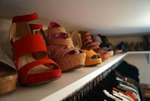 Master Closet of your Dreams - Kuzak's Closet / Master closet pictures. Storage solutions for clothing and shoes.