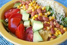 Salad & Vegetarian Recipes - Kuzak's Closet / Salads and vegetarian recipes