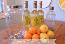 Beverage Recipes - Kuzak's Closet / by Amanda Kuzak