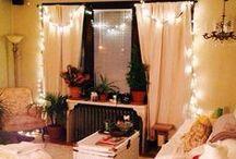 Apartment Decor / by Courtney Jeffers