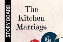 WIP: The Kitchen Marriage / Idea board for The Kitchen Marriage (book 2 Montana Brides, Kensington Publishing), featuring characters, settings, French recipes, and reviews. | 1888 Helena, Montana | #clean #historical #romance