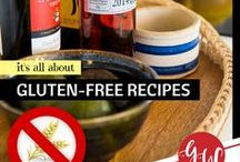 LOVE: Gluten-Free Recipes / Collection board of gluten-free recipes  . . .  and recipes I know I can easily make gluten-free.