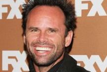All things Walton Goggins