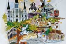 I Know What It Means To Miss New Orleans / what I love about my hometown and some ain't dere no more / by Jay Loomis