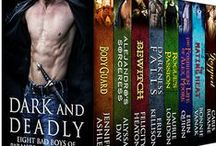 Dark and Deadly: Eight Bad Boys of Paranormal Romance