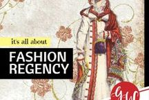 FASHION: Regency Era / #Fashion in the #regency #janueausten era