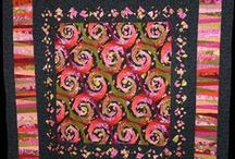 My quilts / Quilts I have completed from both my own designs or someone elses / by Lynda Banks