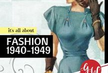 FASHION: 1940-1949 / #fashion from 1940 to 1949