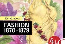FASHION: 1870-1879 / Fashion from 1870 to 1879