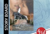 BOOK: Path to Love / Idea board for Path to Love, a serial story written by 14 authors | mystery suspense romance | Free on Kindle | An Amazon bestseller!