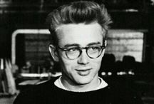 James Dean / The king of cool / by Rena Rose