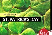 HISTORY: St. Patrick's Day / Let's learn about and enjoy St. Patrick's Day!