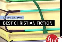 LOVE: Christian Fiction / This board features the best Christian authors writing fabulous inspirational fiction!