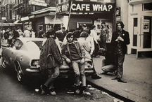 1960's / Mods, Rockers, Hippies, and Beats / by Rena Rose