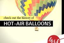 HISTORY: Hot Air Balloons / The history of hot-air balloons and ballooning.