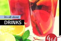 LOVE: Drinks / Drink, drink, and more drink recipes! #coffee #tea #cocktails #mocktails