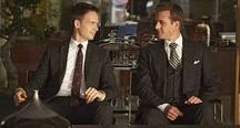 'Suits' (TV Show) / Gabriel Macht / Patrick J. Adams / All things 'Suits'/Characters and Actors