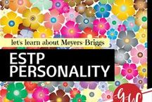RESEARCH: ESTP Personality / Education board of information about the Meyers-Briggs ESTP personality type