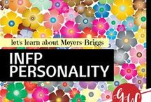 RESEARCH: INFP personality / Education board of information about the Meyers-Briggs INFP personality type