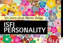 RESEARCH: ISFJ personality / Education board of information about the Meyers-Briggs ISFJ personality type