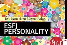 RESEARCH: ESFJ personality / Education board of information about the Meyers-Briggs ESFJ personality type