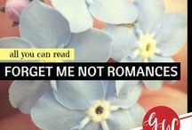 LOVE: Forget Me Not Romances / This board features contemporary and historical novels, novellas, and boxset collections published by Forget Me Not Romances.
