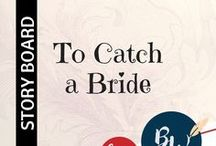 WIP: To Catch a Bride / Idea board for To Catch a Bride (a Montana Brides novella. Kensington Publishing) featuring characters, setting, maternity fashion, and reviews. | 1865 Helena Montana | #clean #historical #romance
