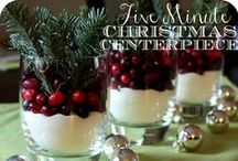 Christmas {Decor, Gifts & Projects}