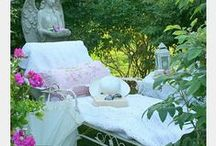 Places & Spaces to Relax and Dream / by Janice Wyatt-Pannell