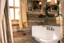 Cabin, sweet cabin! / by Debbie H.