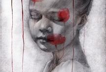 Art/Body Art / by Camille Lane