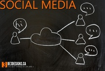 Social Media Tips for Business / A selection of great resources for social media marketing for your business.