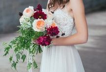 Wedding Flowers / by Leanne ǀ Brischetto Photography