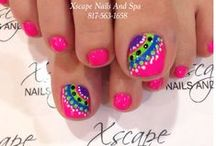 Pretty Nails and Cute Little Piggies  / by Janice Wyatt-Pannell