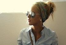 My Style Inspiration / by Crystal Marie