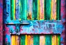 inspirational colours / by Sue Bastin
