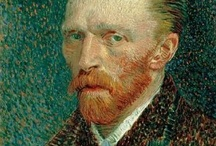 Van Gogh / by Angie Jones Art
