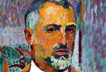 Cuno Amiet / by Angie Jones Art