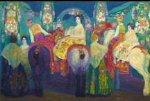 Hermenegildo Anglada-Camarasa / by Angie Jones Art