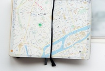 map   pins / mapping your life