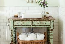 Cottage Style Living / by Melanie Kissell