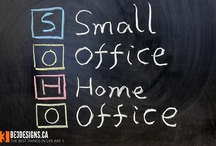 Small Office Home Office SOHO / Small Office Home Office - Running a Business from Home