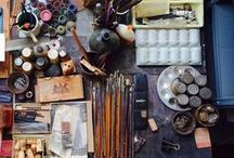 Artist Tools and Space