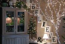 Holidays (Christmas) / by Jen Hanson
