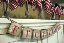 Holidays (Independence Day) / by Jen Hanson