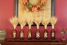 Holidays (Thanksgiving) / by Jen Hanson