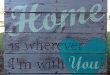 DIY Signs for the Home / by Jen Hanson
