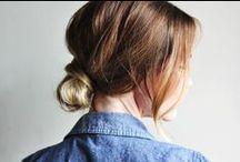 HAIR / by Roseanna Parker