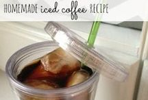 Cold Beverages {Recipes}
